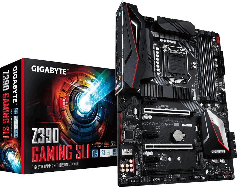 Płyta główna Gigabyte Z390 GAMING SLI 1