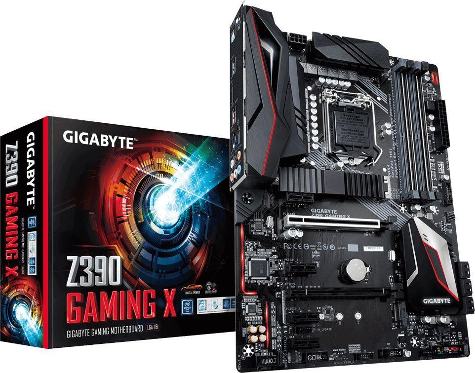 Płyta główna Gigabyte Z390 GAMING X 1