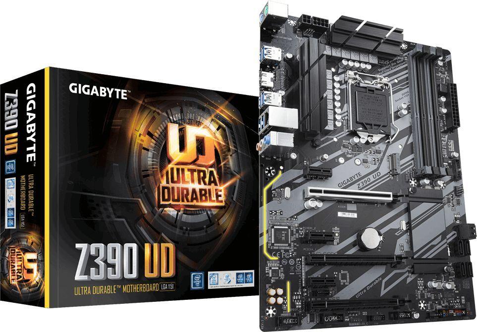 Płyta główna Gigabyte Z390 UD 1