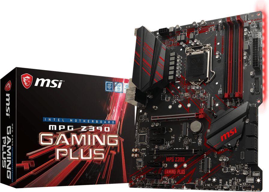 Płyta główna MSI MPG Z390 GAMING PLUS 1
