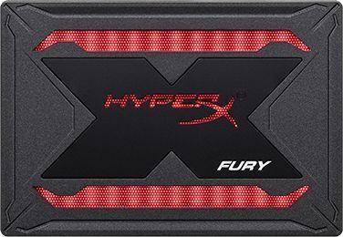 Dysk SSD HyperX HyperX Fury SHFR 240 GB 2.5'' SATA III (SHFR200B/240G                  ) 1