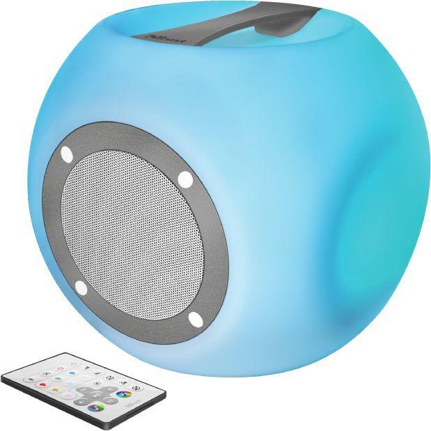Głośnik Trust Lara Bluetooth Speaker Multi-color Party Lights (22799) 1