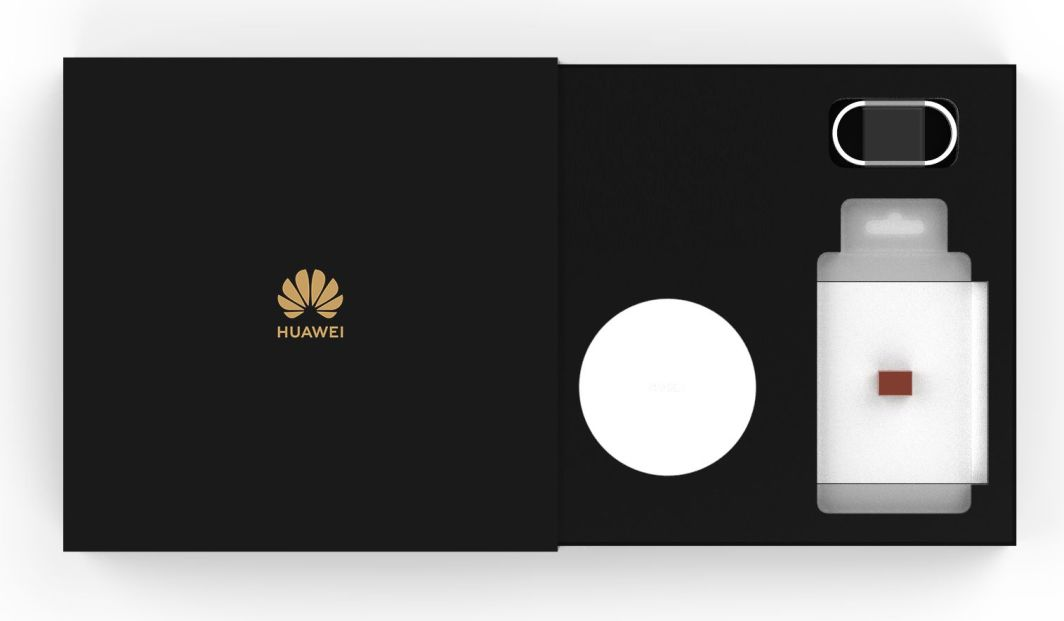 Ładowarka Huawei Gift Pack Huawei - Wireless charger + SD Card (do Mate20 PRO) - 55030474 1
