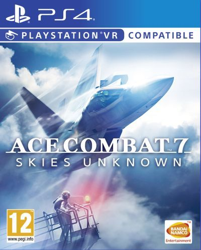 Ace Combat 7 - Skies unknown 1