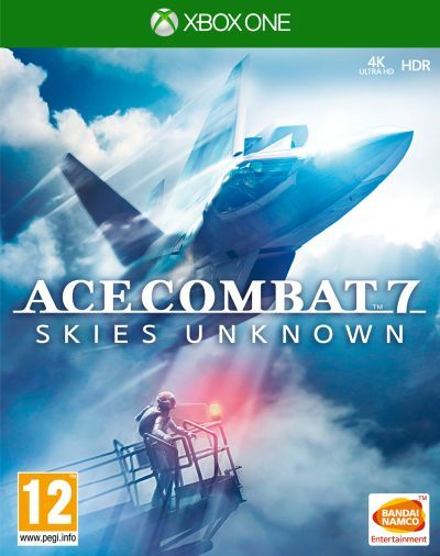 Ace Combat 7 - Skies unknown Xbox One 1