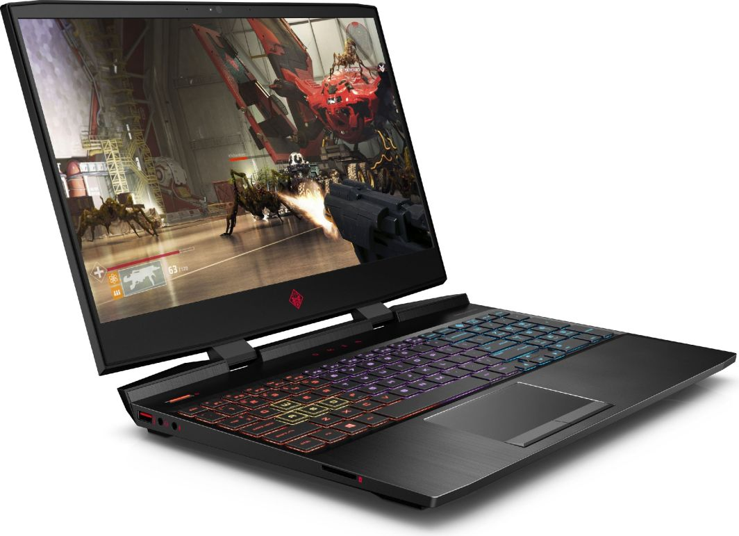 Laptop HP Omen 15-dc0008nw (4UF45EA) 16 GB RAM/ 128 GB M.2 PCIe/ 512 GB SSD/ Windows 10 Home PL 1
