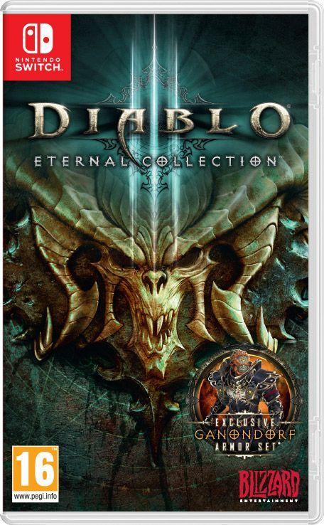 Diablo III Eternal Collection Nintendo Switch 1