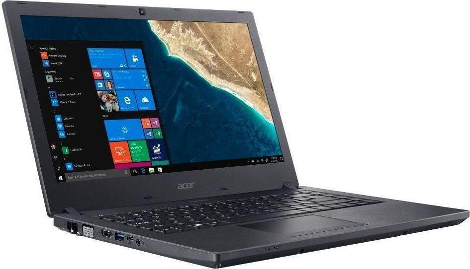 Laptop Acer TravelMate P2410 (NX.VGSEP.013) 4 GB RAM/ 960 GB M.2 PCIe/ 2TB HDD/ Windows 10 Pro PL 1