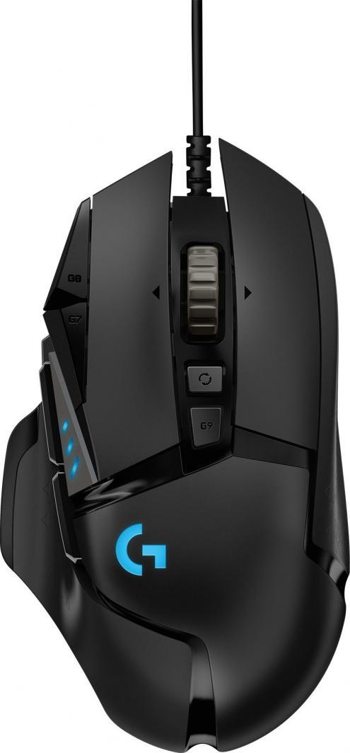 Mysz Logitech G502 Hero (910-005470) 1