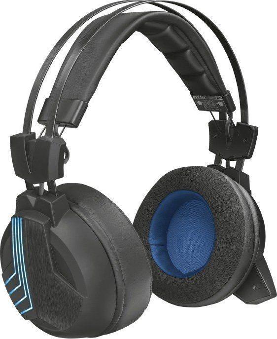 Słuchawki Trust GXT 393 Magna Wireless 7.1 (22796) 1
