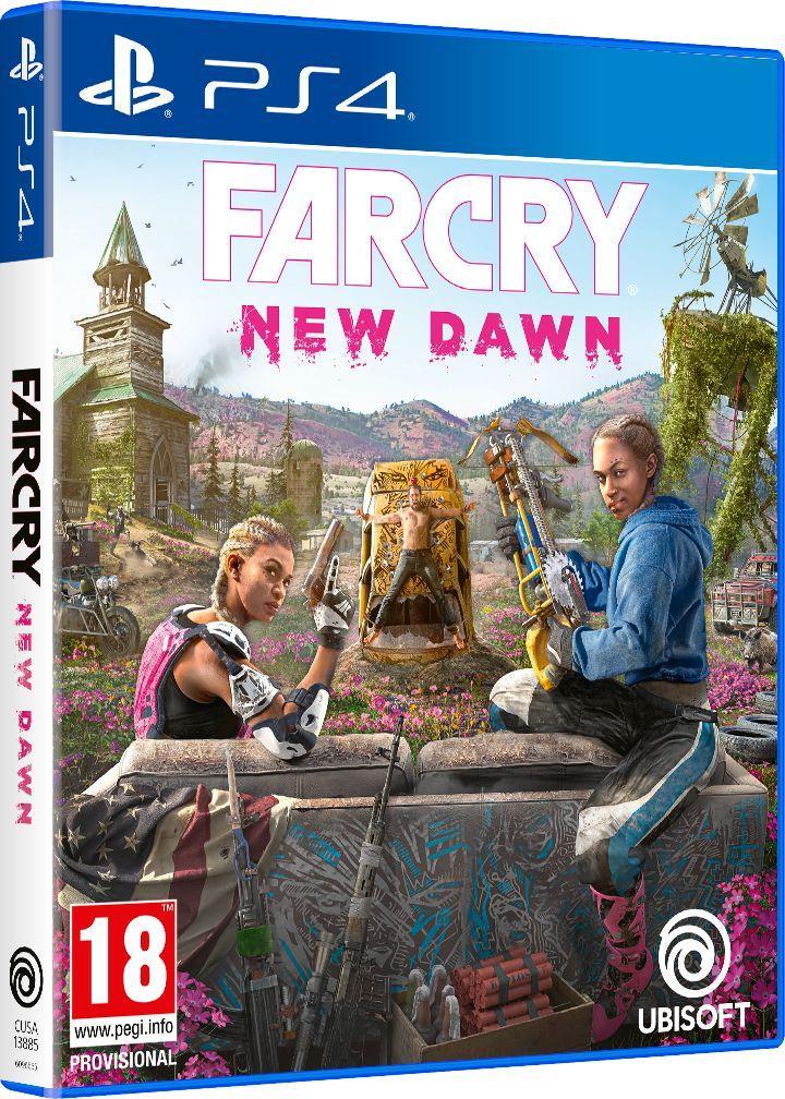 Far Cry New Dawn PS4 1