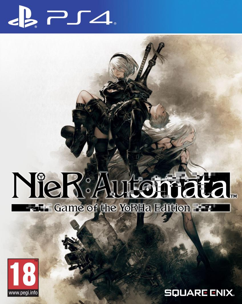 NieR: Automata Game of the Yorha Edition PS4 1