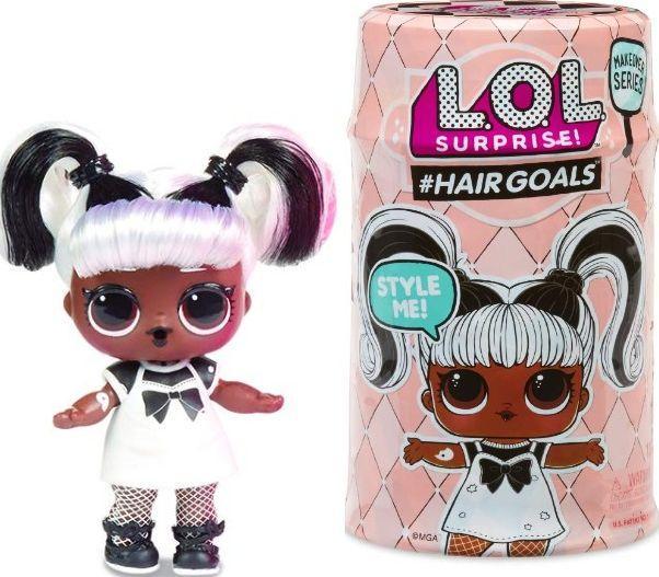 MGA L.O.L. Surprise Hairgoals laleczka (557050) 1