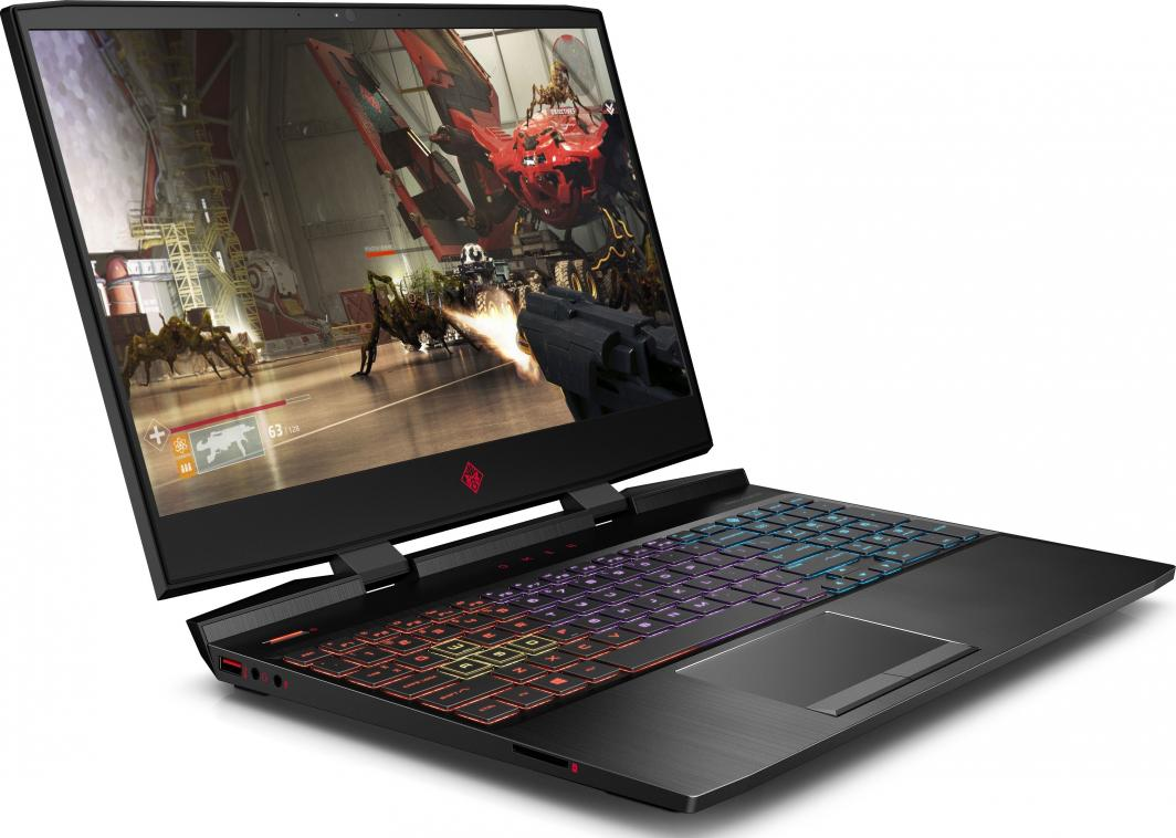 Laptop HP Omen 17-an114nw (5KT53EA) 16 GB RAM/ 256 GB M.2 PCIe/ 240 GB SSD/ Windows 10 Pro PL 1