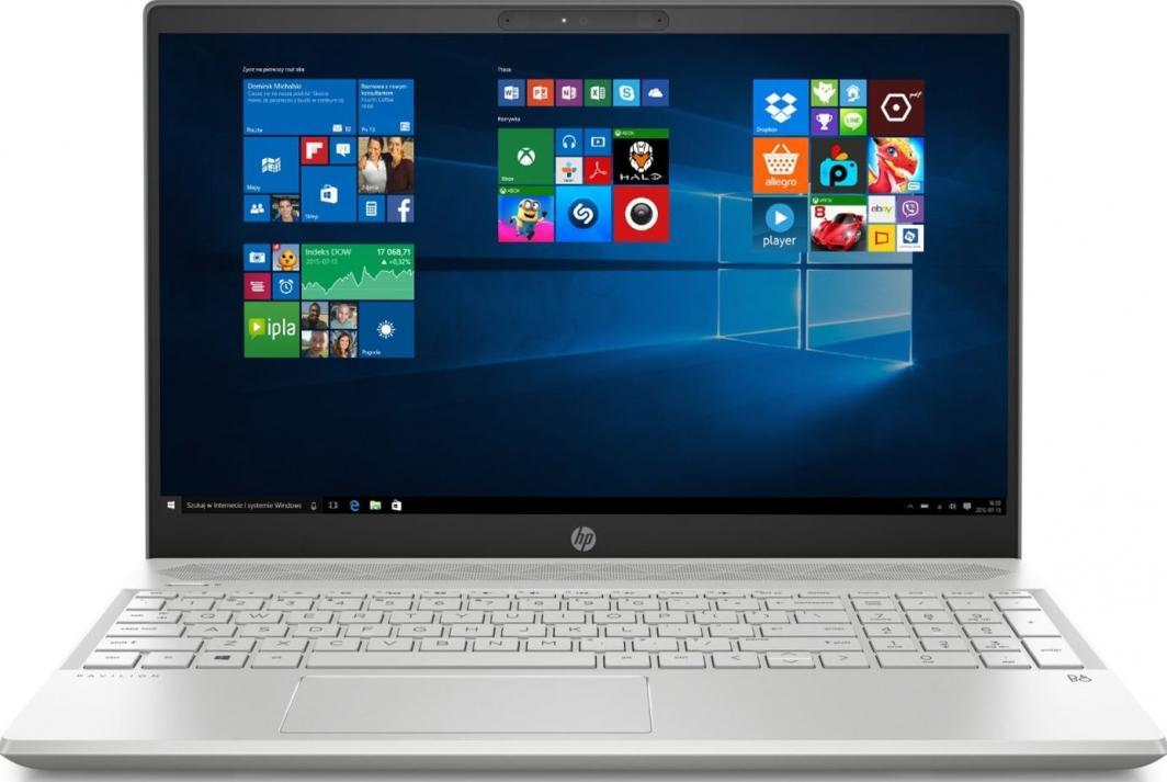 Laptop HP Pavilion 15-cs1001nw (5MM68EA) 1