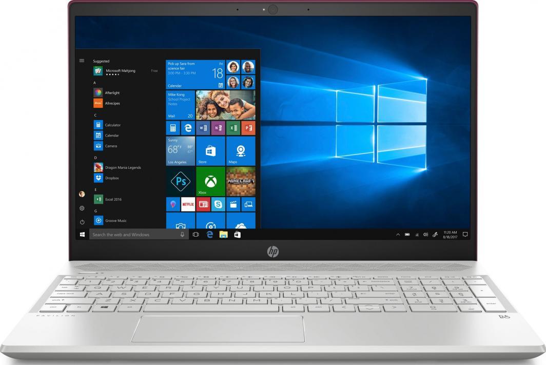 Laptop HP Pavilon 15-cs1014nw (6AV60EA) 1
