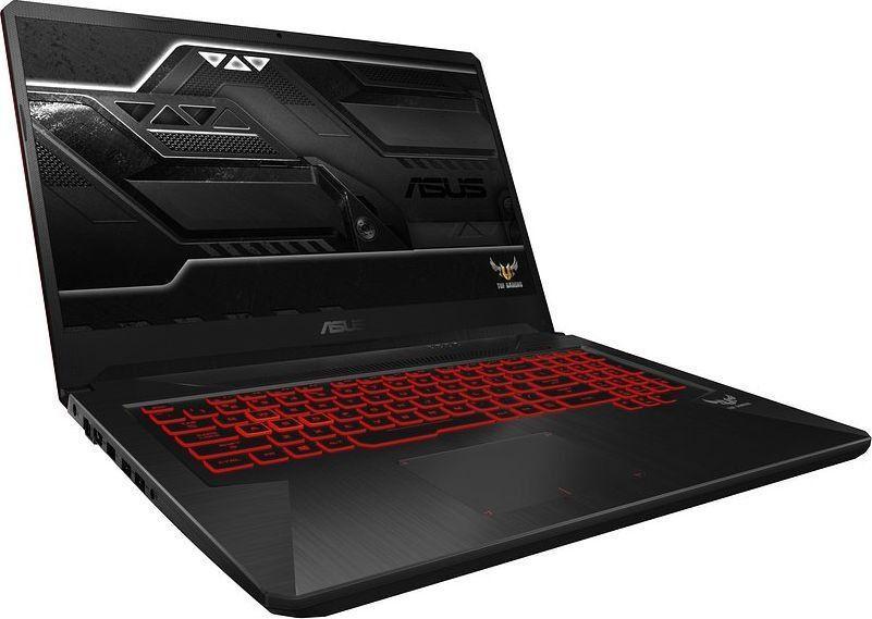 Laptop Asus TUF Gaming FX705 (FX705GD-EW070) 8 GB RAM/ 240 GB M.2 PCIe/ 1TB HDD/ Windows 10 Pro PL 1