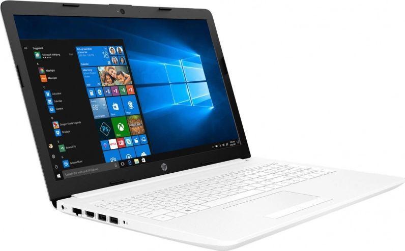 Laptop HP 15-da1005nw (6AT67EA) 4 GB RAM/ 128 GB M.2/ 1TB HDD/ Windows 10 Home PL 1