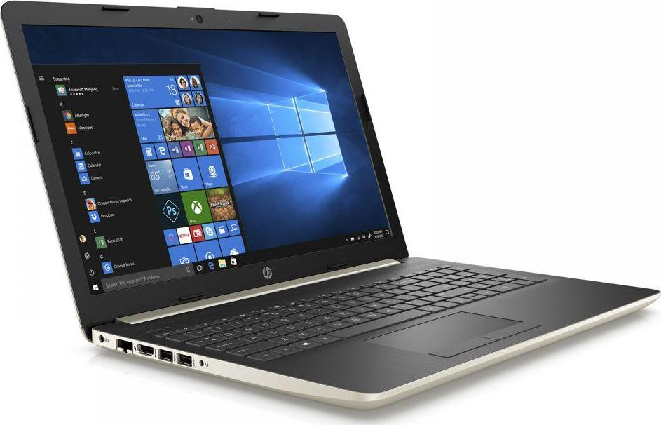 Laptop HP 15-da1021nw (6BL02EA) 8 GB RAM/ 512 GB SSD/ Windows 10 Home PL 1