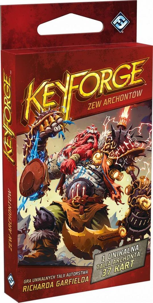 Rebel KeyForge: Zew Archontów - Talia Archonta 1