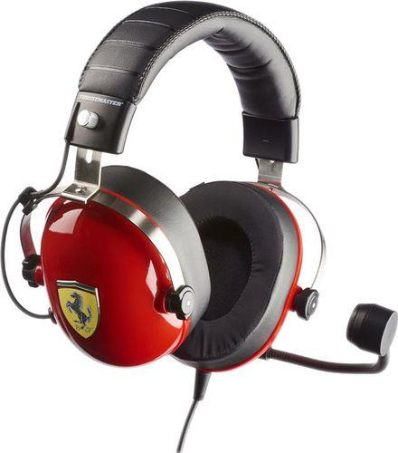 Słuchawki Thrustmaster T.Racing Scuderia Ferrari Edition (4060105) 1