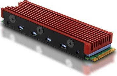 Axagon CLR-M2 radiator do dysków M.2 SSD 1