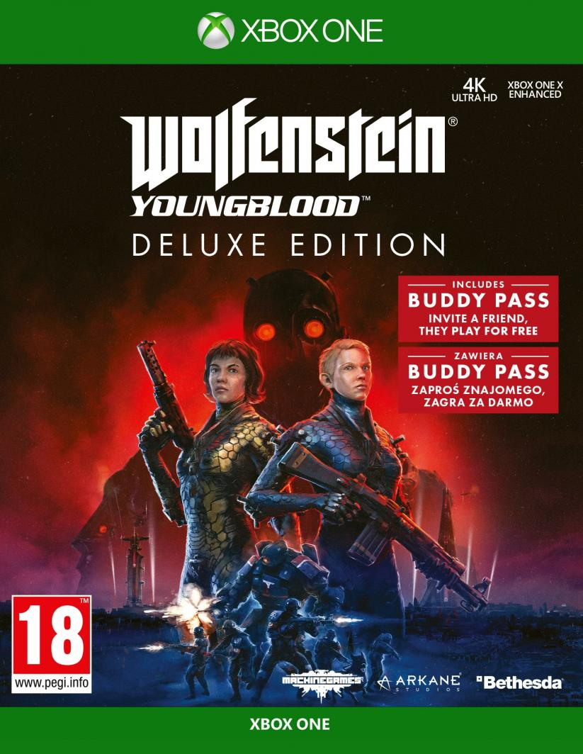 Wolfenstein Youngblood Deluxe Edition Xbox One 1
