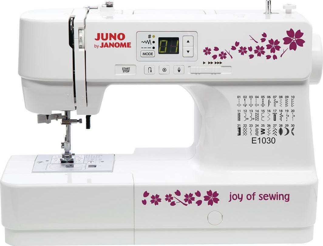 Maszyna do szycia Janome JUNO E1030 1