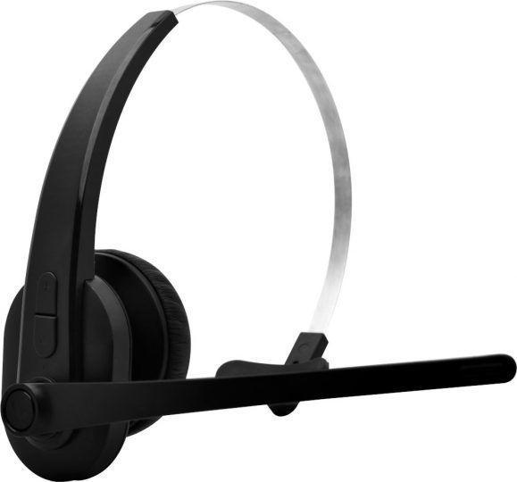 Słuchawki z mikrofonem Mozos bezprzewodowe Call Center dla kierowcy (MCH1-BT) 1