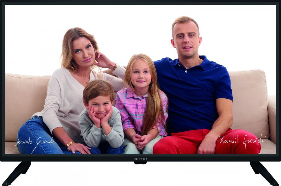 Telewizor Manta 32LHA59L LED 32'' HD Ready Android  1