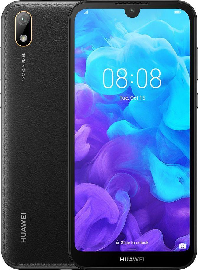 Smartfon Huawei Y5 2019 16 GB Dual SIM Czarny  (51093SGT) 1