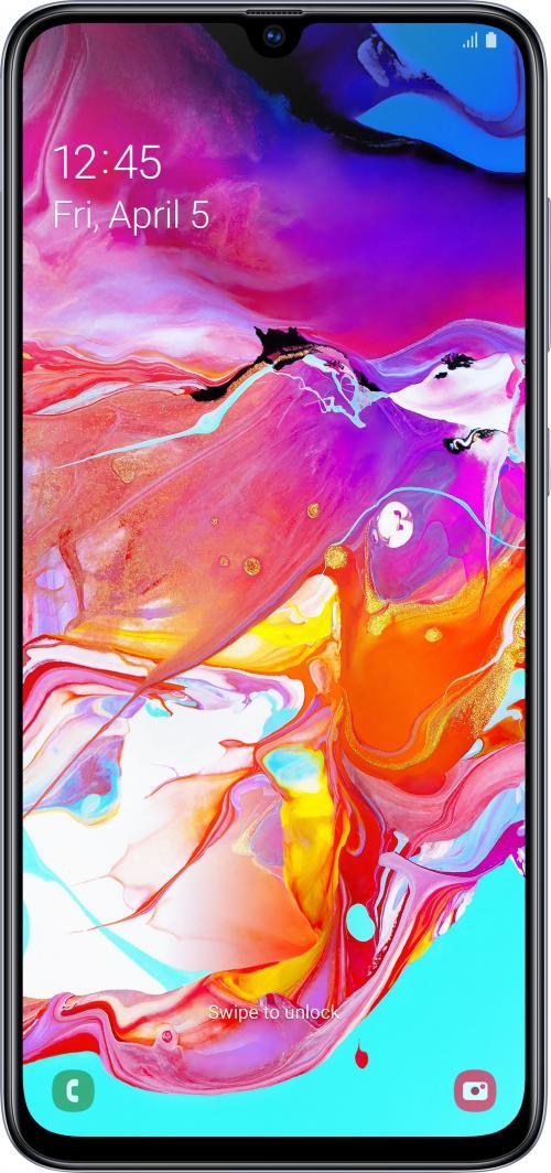 Smartfon Samsung Galaxy A70 128 GB Dual SIM Biały  (SM-A705FZW) 1