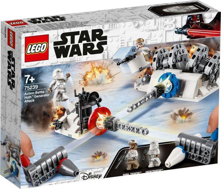 LEGO Star Wars Atak na generator na Hoth™ (75239) 1