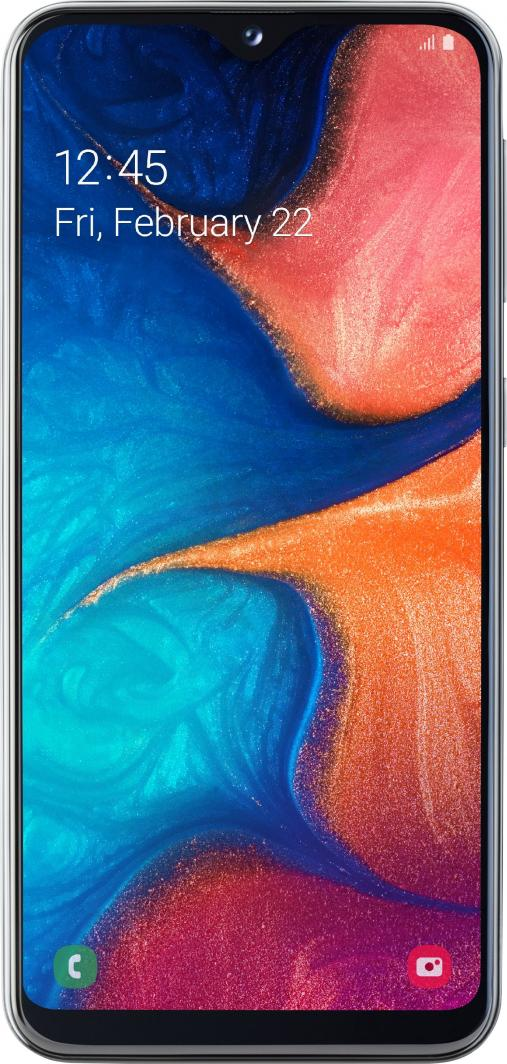 Smartfon Samsung Galaxy A20e 32 GB Dual SIM Czarny  (SM-A202FZK) 1