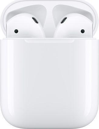 Słuchawki Apple AirPods 2 2019 (MV7N2ZM/A) 1