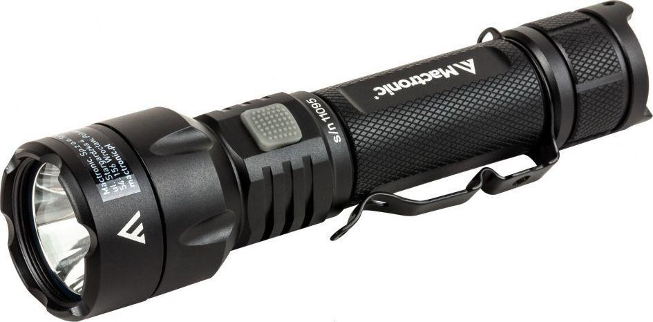 Latarka MacTronic Latarka ręczna Black Eye 1300 lm (THH0044) 1