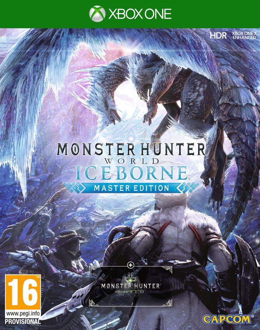 Monster Hunter World: Iceborne 1