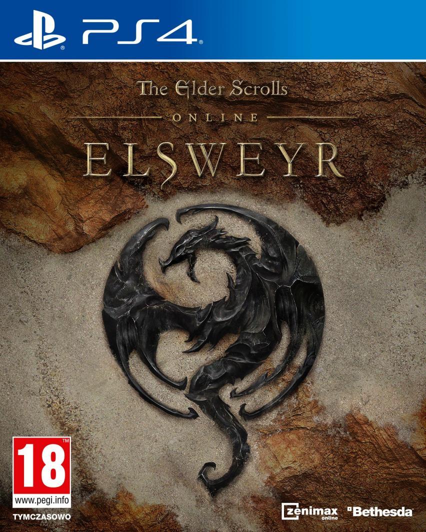 The Elder Scrolls Online: Elsweyr PS4 1