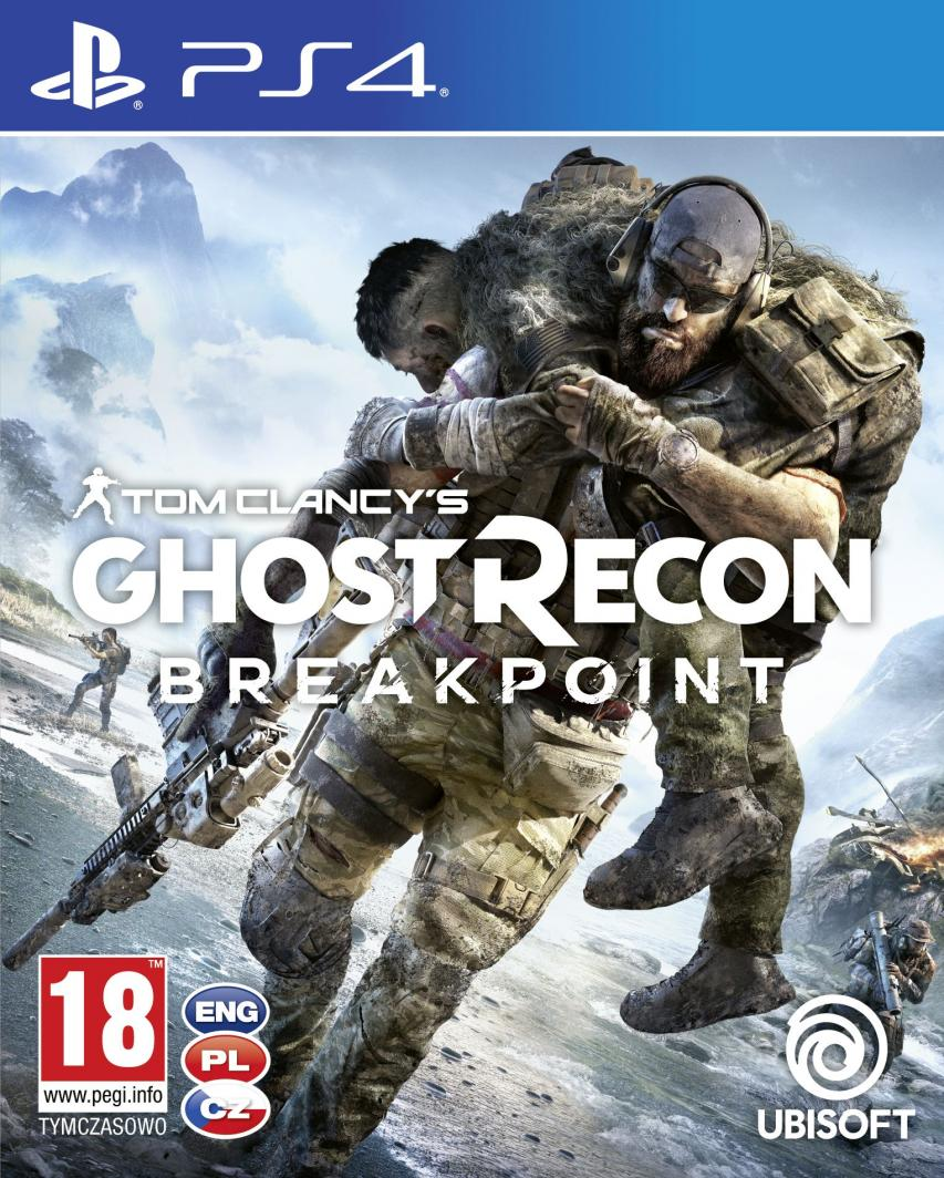 Ghost Recon Breakpoint PS4 1