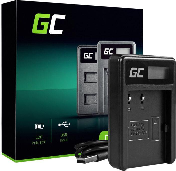 Ładowarka do aparatu Green Cell CB-5L do Canon BP-511, EOS 5D, 10D, 20D, 30D, 50D, D30, 300D, PowerShot G1, G2, G3, G5, Pro 1 (ADCB11) 1