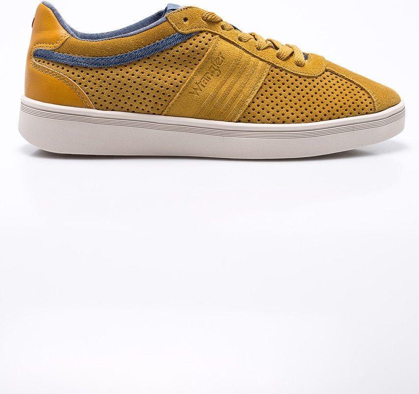 Wrangler Buty męskie Micky City Honey Gold żółte r. 42 (WF16602U8) 1