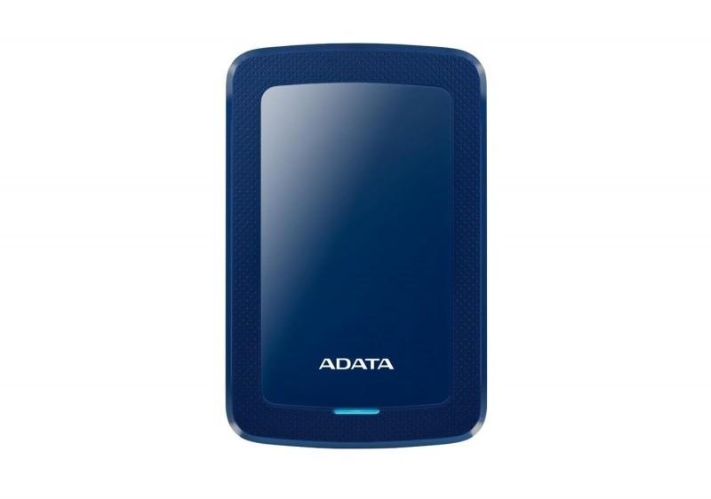 Dysk zewnętrzny ADATA HDD Classic HV300 1 TB Niebieski (AHV300-1TU31-CBL) 1