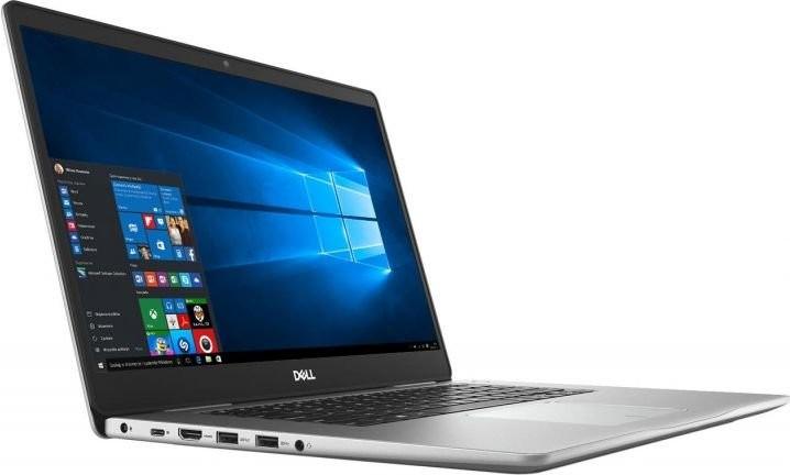 Laptop Dell Inspiron 7570 (KYLOREN15KBL1901_111_S) 8 GB RAM/ 512 GB M.2/ Windows 10 Home 1