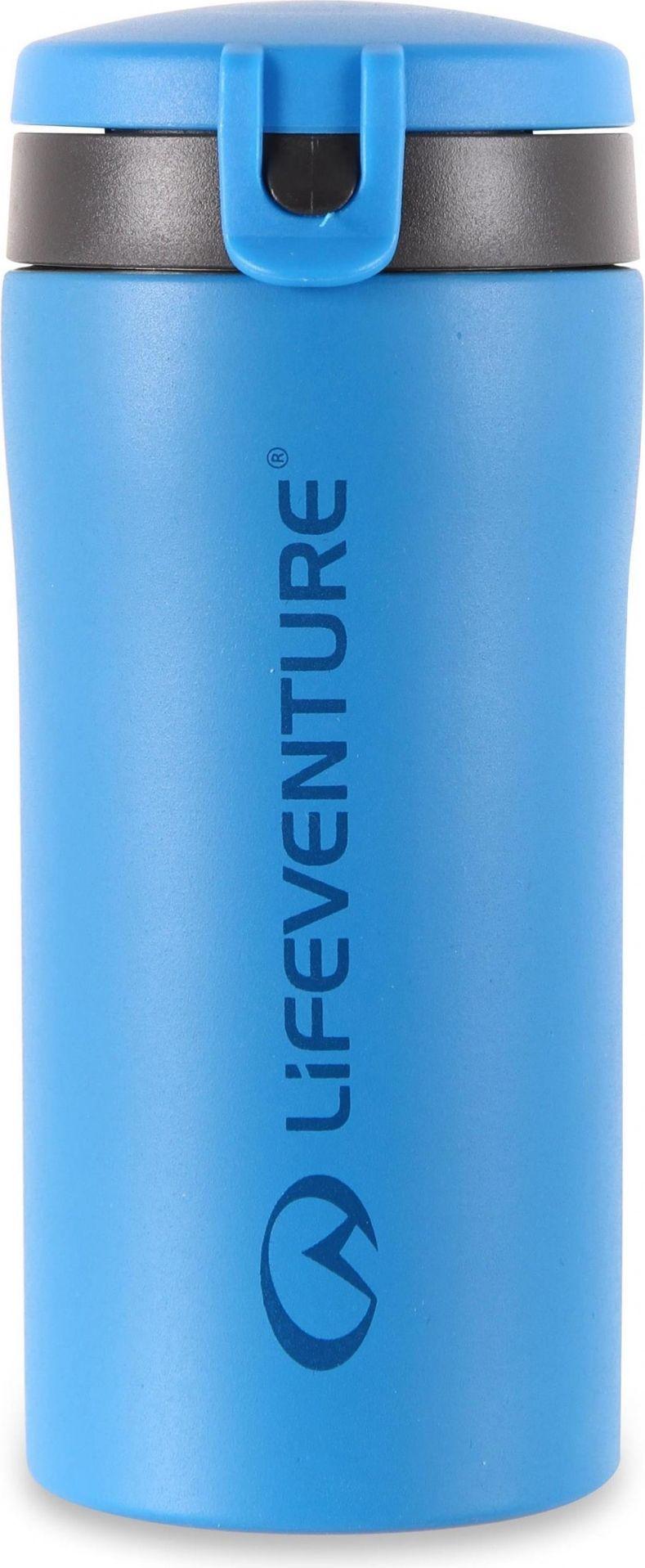 Lifeventure Kubek Termiczny FlipTop Thermal Mug Matt Blue (LM76121) 1