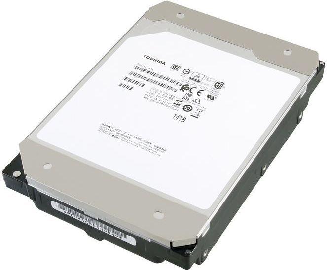 Dysk serwerowy Toshiba Nearline 12 TB 3.5'' SATA III (6 Gb/s)  (MG07ACA12TE) 1