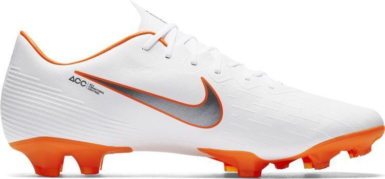 Nike Buty piłkarskie Mercurial Vapor 12 PRO FG białe r. 42 (AH7382 107) ID produktu: 4162743