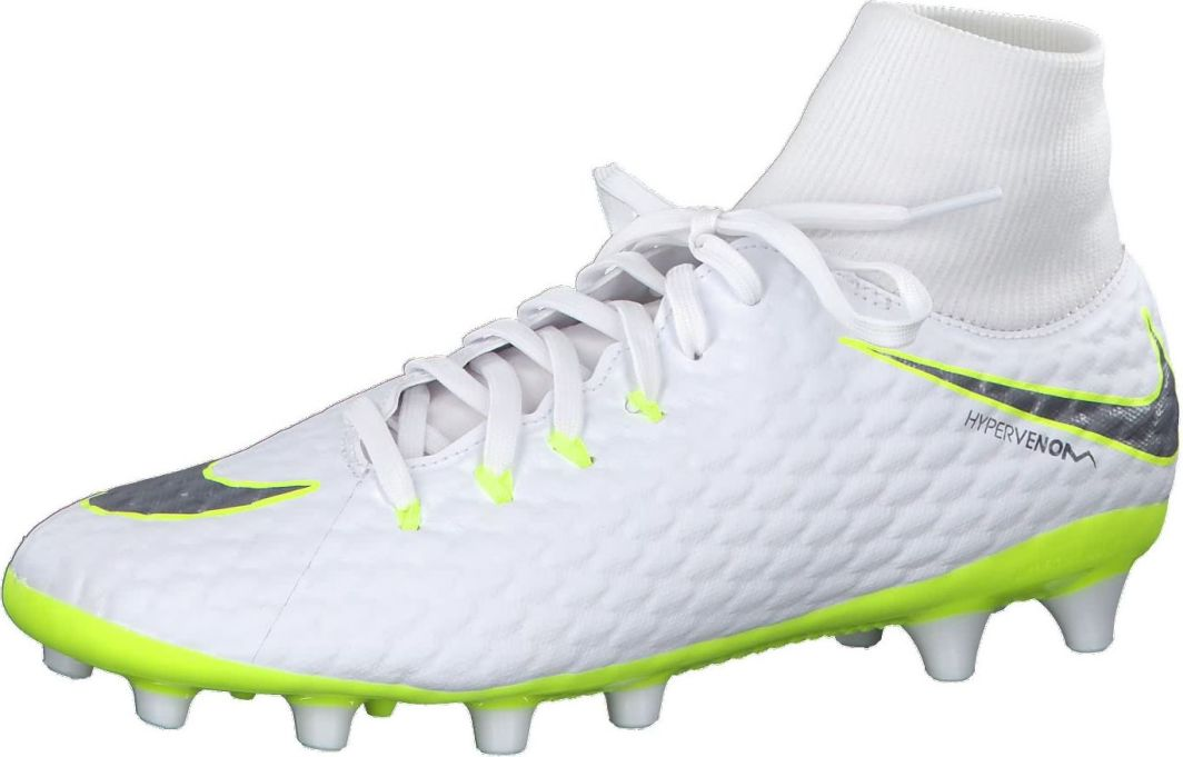 Nike Buty piłkarskie Hypervenom Phantom 3 Academy DF AG białe r. 42 12 (AH7266 107) ID produktu: 4162927