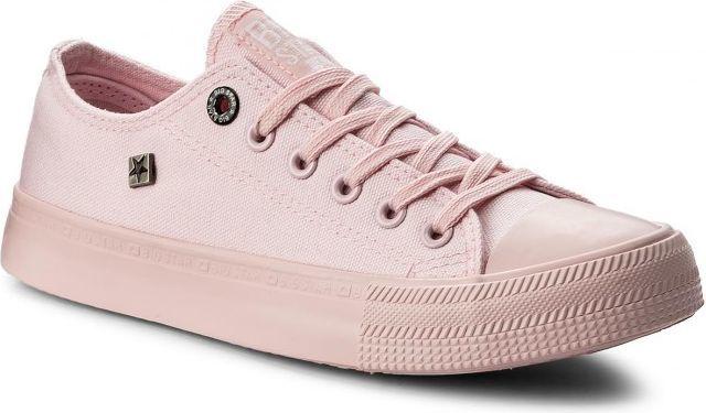 Big Star Trampki damskie różowe r. 36 ID produktu: 4164504