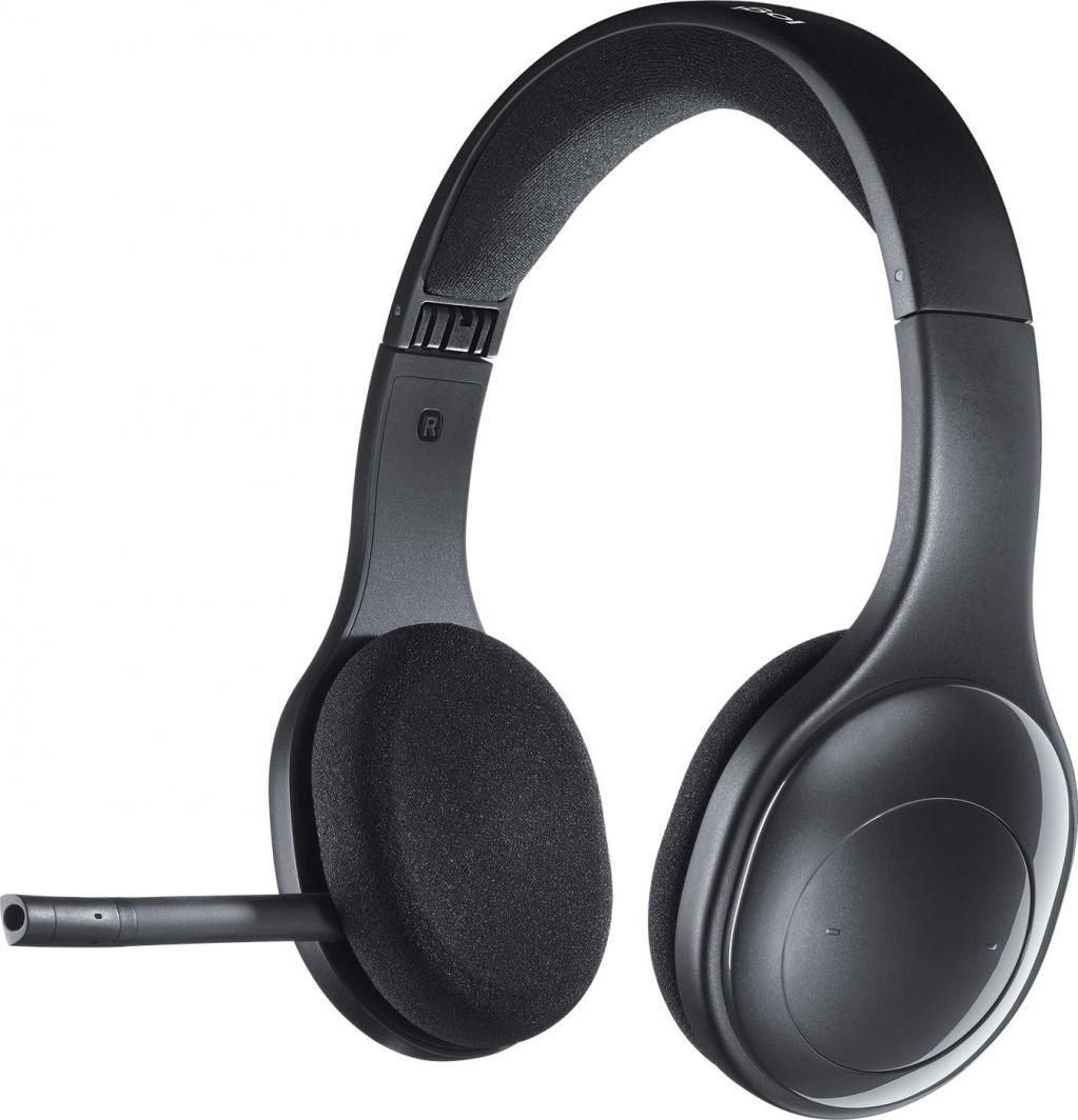 Słuchawki z mikrofonem Logitech H800 (981-000338) 1