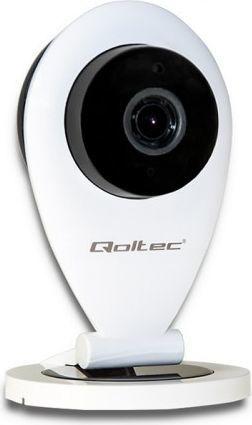 Kamera IP Qoltec Kamera IP   WiFi   HD   720   IR   noc/dzień (50226) 1